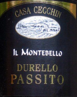 Lessini Durello Casa cecchin Passito-0