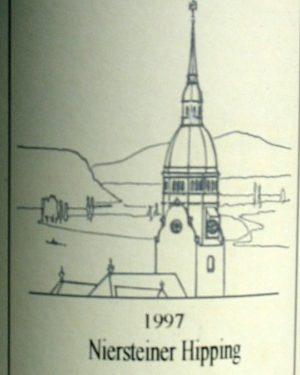 Niersteiner Hipping Auslese St Antony 1997-0