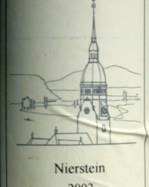Niersteiner Oelberg 2002 St Antony-0