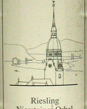 Niersteiner Orbel trocken St Antony 1994-0