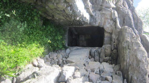 Eingang zum Barmèt