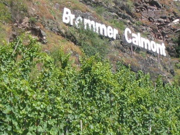 Bremmer Calmont Bremm /Mosel