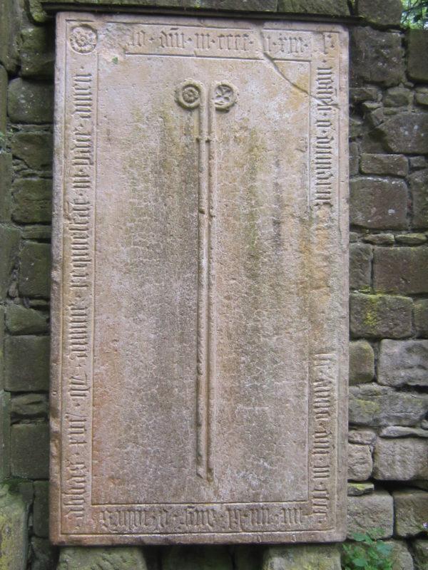 Zeugen alter Zeiten am Kloster Disibodenberg