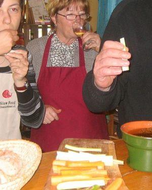 Bagna cauda - der piemontesische Dipp!