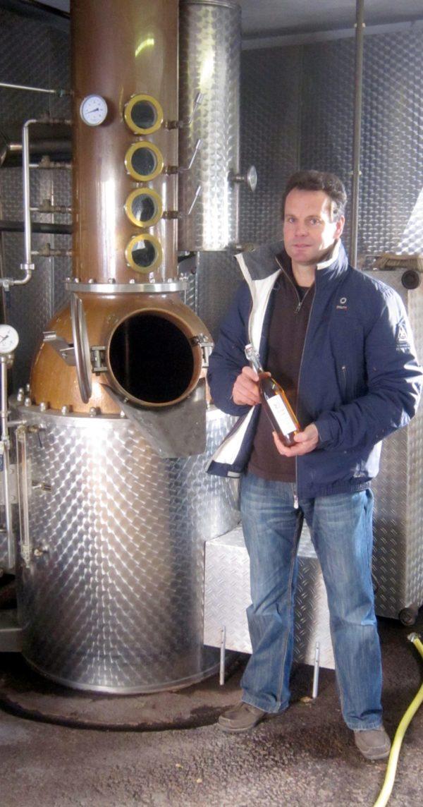 Achim Dotzauer, der Junior-Brenner