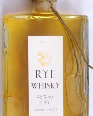 Rye Whisky fassgelagert