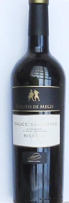 Salice Salentino Riserva Casato di Melzi-5910